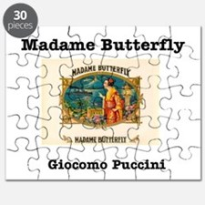 OPERA - MADAME BUTTERFLY - GIACOMO PUCCINI Puzzle