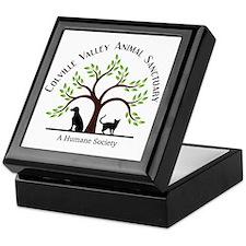 CVAS Logo Keepsake Box