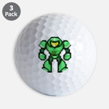 robotsuit Golf Ball