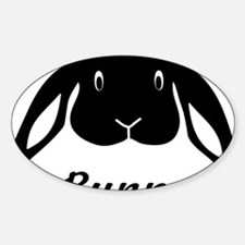 bunny hare rabbit cute Decal