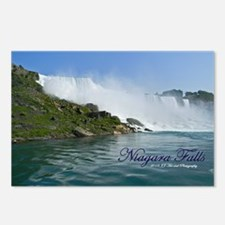 Bridal Falls Postcards (Package of 8)