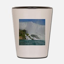 Bridal Falls Shot Glass