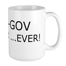 1099-GOV no sweat ever Mug