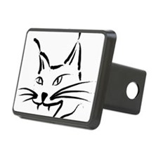 lynx cougar wild cat bobca Hitch Cover