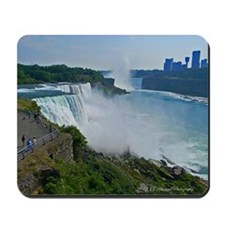 Niagara Falls and Canada Mousepad
