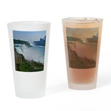 Niagara Falls and Canada Drinking Glass