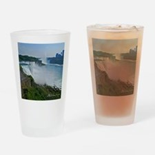 Niagara Falls and Canada Drinking Glass