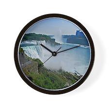 Niagara Falls and Canada Wall Clock