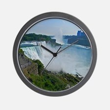 Niagara Falls and Canada Wall Clock