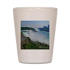Niagara Falls and Canada Shot Glass