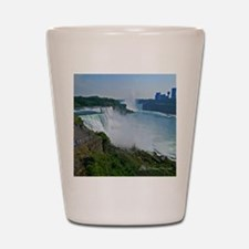 Niagara Falls and Canada Shot Glass