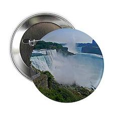 """Niagara Falls and Canada 2.25"""" Button"""
