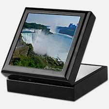 Niagara Falls and Canada Keepsake Box