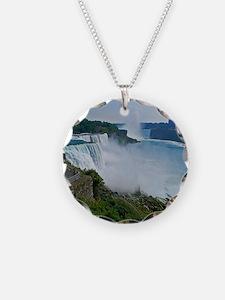 Niagara Falls and Canada Necklace
