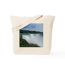 Bridal Falls Tote Bag