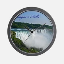 Bridal Falls Wall Clock