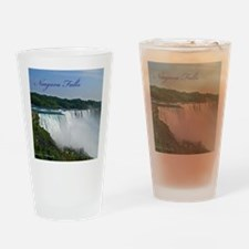 Bridal Falls Drinking Glass