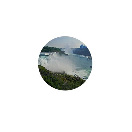 Niagara Falls Mini Button