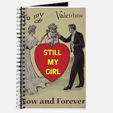 STILL MY GIRL Journal