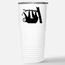 sloth lazy animal freeclimber Travel Mug