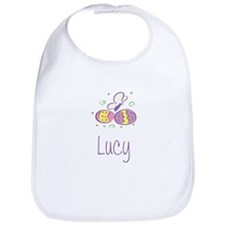 Easter Eggs - Lucy Bib