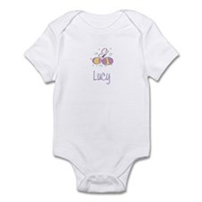 Easter Eggs - Lucy Infant Bodysuit