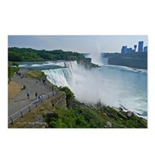 Falls and Canada Postcards (Package of 8)
