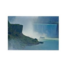 Horseshoe Falls Rectangle Magnet