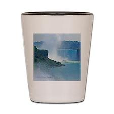 Horseshoe Falls Shot Glass