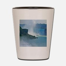 Horseshoe Falls Shot Glass