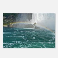 Rainbow and Bridal Falls Postcards (Package of 8)