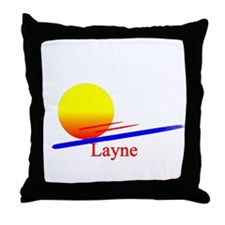 Layne Throw Pillow