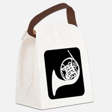Horn Canvas Lunch Bag