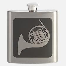 Horn Flask