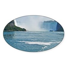 Maid of the Mist and Horseshoe Fall Decal
