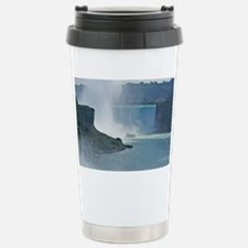 Maid of the Mist and Horseshoe  Travel Mug