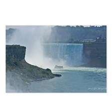Maid of the Mist and Hors Postcards (Package of 8)