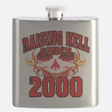 Raising Hell since 2000 Flask