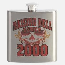 Raising Hell since 2000 Flask