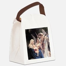 Song Of The Angels Canvas Lunch Bag