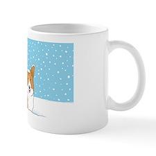 snowcorgiserving Small Mug