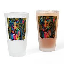 Love Me Tender Drinking Glass