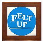 Felting - Felt Up Framed Tile