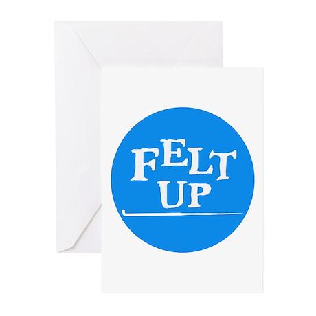 Felting - Felt Up Greeting Cards (Pk of 10)