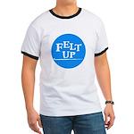 Felting - Felt Up Ringer T