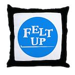 Felting - Felt Up Throw Pillow