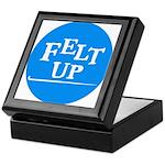 Felting - Felt Up Keepsake Box
