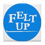 Felting - Felt Up Tile Coaster