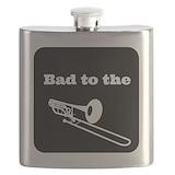 Bad to the trombone Flask Bottles