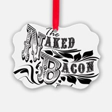 The Naked Bacon Band Ornament